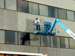 Brockton pressure washing